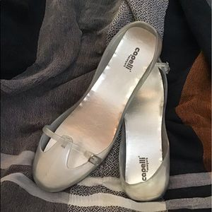 Opaque Jelly Shoes
